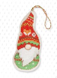 CHRISTMAS TOYS ELF FOX - LUCA-S