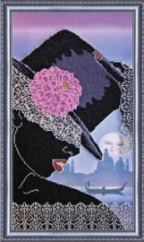 KRALEN BORDUURPAKKET LACE - ABRIS ART