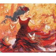 KRALEN BORDUURPAKKET DANCING LIGHT - ABRIS ART