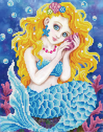 DIAMOND DOTZ SOUNDS OF THE SEA - NEEDLEART WORLD