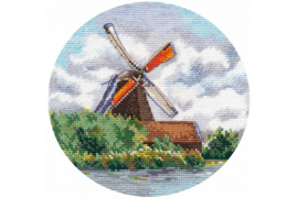 MINIATURE. WINDMILL - OVEN