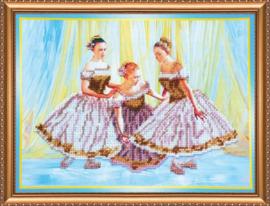 KRALEN BORDUURPAKKET  DANCERS - ABRIS ART