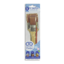 DIAMOND DOTZ KWASTENSET DELUXE - 3 STUKS - NEEDLEART WORLD