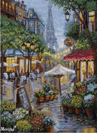 CITY: RAINY PARIS