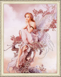 KRALEN BORDUURPAKKET FLOWER FAIRY S/RT015