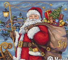 CHRISTMAS: SANTA IS COMING!