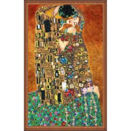 KRALEN BORDUURPAKKET THE KISS (GUSTAV KLIMT)- ABRIS ART