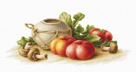 STILL LIFE WITH VEGETABLES (aida)