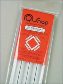 Q-Snap 3 inch vergrootset (extention set/4 voor de 17 inch Q-snap)