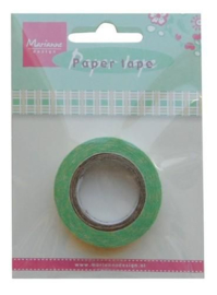Marianne D Decoration Paper tape - plaid PT2316