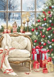 CHRISTMAS INTERIOR DESIGN (aida)