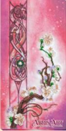 KRALEN BORDUURPAKKET SAKURA BLOSSOM - ABRIS ART