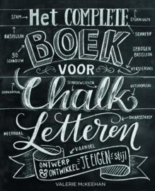 Het complete boek voor Chalk Letteren - BBNC