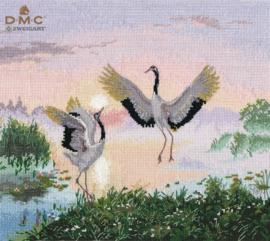 DANCING CRANES S1340 - OVEN