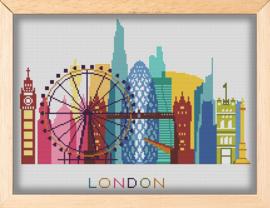 BORDUURPAKKET SKYLINE LONDON 347 VANAF 10,95