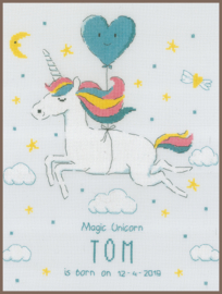 TELPAKKET KIT MAGIC UNICORN