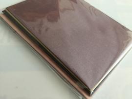 Assorti metallic kaarten met envelop