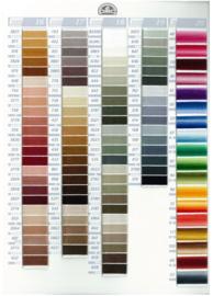 VENUS BORDUURGAREN DMC kleuren