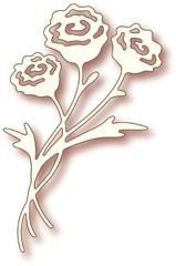 Wild Rose Studio's Specialty die - Rose Bunch SD014