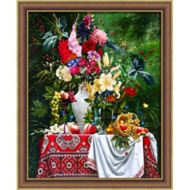 BOUQUET DIAMOND PAINTING (50 x 40 cm)