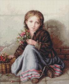 LITTLE FLOWER GIRL (aida)