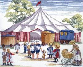 Het circus komt (The Circus Comes To Town)