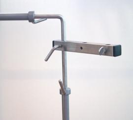 Light Bracket - Lowery SILVER GREY