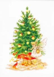 CHRISTMAS TREE (aida)