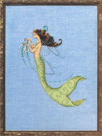 MATERIAALPAKKET PETITE MERMAID COLLECTION - TESORO MIA - MIRABILIA DESIGNS
