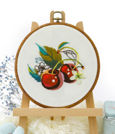 Cherry - Embroidery (Kers)