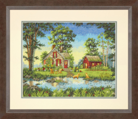 SUMMER COTTAGE - Dimensions (GOLD collection)