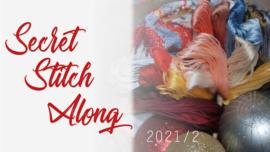 SECRET STITCH ALONG - 2021/2 (thema KERST)