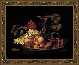 PREMIUM COLLECTIE RIOLIS - STILL LIFE WITH FIGS