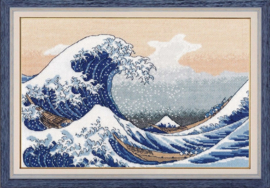 THE BIG WAVE IN KANAGAWA S1255 - OVEN