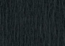 Folia Crepepapier ZWART - 250 x 50 cm