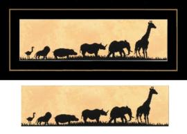 Animals - Optocht van Wilde Dieren
