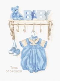BABY BOY BIRTH - LUCA-S