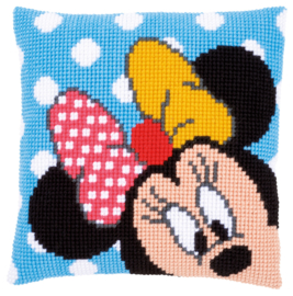 KRUISSTEEKKUSSEN KIT DISNEY MINNIE MOUSE