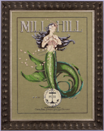 BORDUURPATROON MERCHANT MERMAID - MIRABILIA DESIGNS