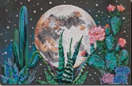 KRALEN BORDUURPAKKET DESERT NIGHT - ABRIS ART