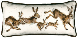 BORDUURPAKKET HANNAH DALE - SPRING IN YOUR STEP TAPESTRY - BOTHY THREADS