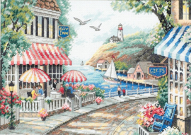 CAFE BY THE SEA - Dimensions (USA)