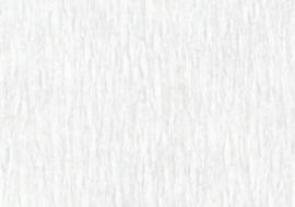Folia Crepepapier WIT - 250 x 50 cm