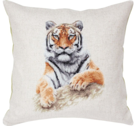 BORDUURPAKKET PILLOW TIGER - LUCA-S
