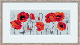 PREMIUM COLLECTIE RIOLIS -  POPPIES