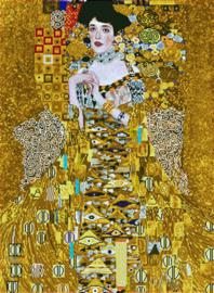 DIAMOND DOTZ WOMAN IN GOLD - NEEDLEART WORLD
