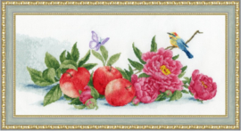 APPLES AND PEONIES S/OL013