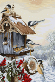 BIRD HOUSE (aida)