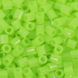 Strijkkralen 1100pcs Neon Groen - Vaessen Creative 028