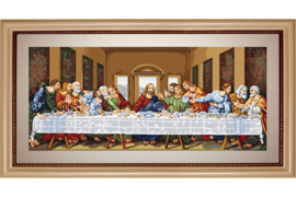 THE LAST SUPPER (petit point)